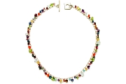 multicolour dangle neckpiece   $260.00   item 04-007